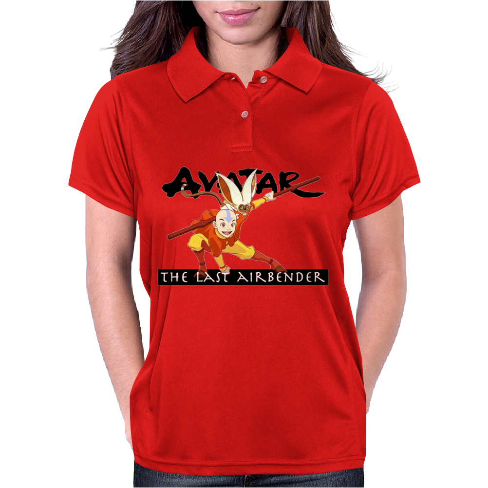 Avatar The Last Air Bender, Ideal Gift or Birthday Present. Womens Polo