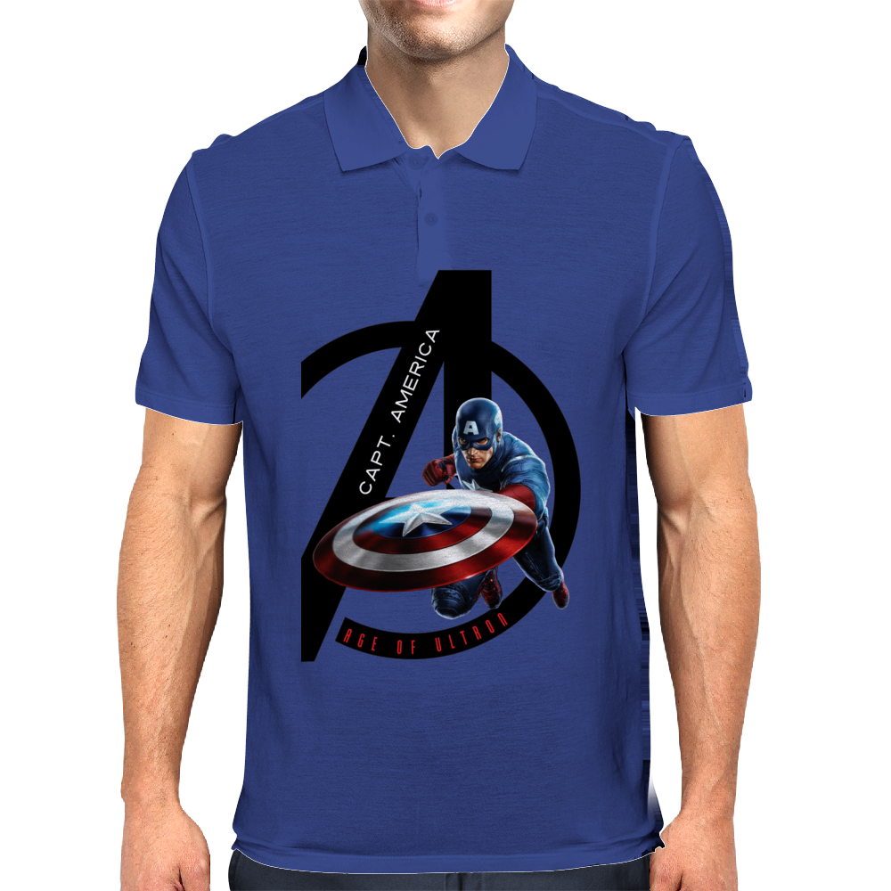 avenger-4 Mens Polo