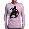 Avenger-6 Mens Long Sleeve T-Shirt