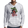 Avengers Age Of Ultron group shot Mens Hoodie