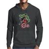 Avengers Age of Ultron Group shot outlined Mens Hoodie