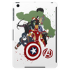 Avengers Age of Ultron Group shot outlined Tablet