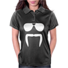 Aviator Sunglasses Horseshoe Fu Manchu Biker Mustache Womens Polo