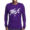 Avicii True Album Mens Long Sleeve T-Shirt