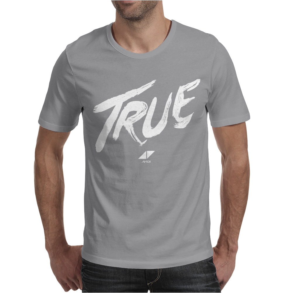 Avicii True Album Mens T-Shirt
