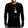 AVYANGEL Mens Long Sleeve T-Shirt