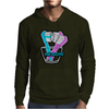 AW3SOME ! Mens Hoodie