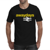 Away Days Football Casual Mens T-Shirt