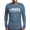 Awd Do It On All Fours Mens Long Sleeve T-Shirt