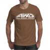 Awd Do It On All Fours Mens T-Shirt