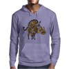 Awesome Artisitic Warthog Abstract Art Original Mens Hoodie