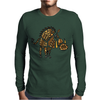 Awesome Artisitic Warthog Abstract Art Original Mens Long Sleeve T-Shirt