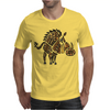 Awesome Artisitic Warthog Abstract Art Original Mens T-Shirt
