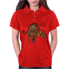 Awesome Artisitic Warthog Abstract Art Original Womens Polo