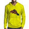 Awesome artistic beaver tribal art style original Mens Hoodie