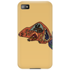 Awesome artistic beaver tribal art style original Phone Case