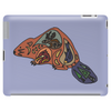Awesome artistic beaver tribal art style original Tablet