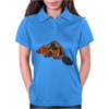 Awesome artistic beaver tribal art style original Womens Polo