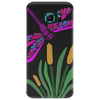 Awesome Artistic Dragonfly Abstract Art Phone Case