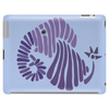 Awesome Artistic Fun Blue Elephant Abstract Tablet