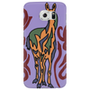 Awesome Artistic Llama Original Art Phone Case