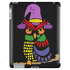 Awesome Artistic Owl Wizard Art Tablet