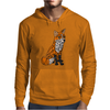Awesome Artistic Red Fox Abstract Art Original Mens Hoodie