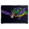 Awesome Artsy Sea Turtle Abstract Art Tablet