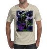 Awesome Black Labrador Retriever Dog Playing Guitar Art Mens T-Shirt