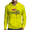 Awesome Colorful Toucan Bird Abstract Art Mens Hoodie