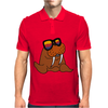 Awesome Cool and Funky Walrus Wearing Sunglasses Mens Polo