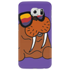 Awesome Cool and Funky Walrus Wearing Sunglasses Phone Case