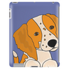 Awesome Cute Brittany Spaniel Puppy Dog Art Tablet