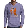 Awesome Fun Artistic Cavalier King Charles Spaniel Art Mens Hoodie