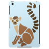 Awesome Funky Funny Lemur Abstract Art Tablet