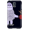 Awesome Funny Abominable Snowman Drinking Coffee Phone Case