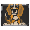 Awesome Funny Abstract Ar Beagle Puppy Dog Tablet