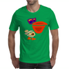 Awesome Funny Artistic Pelican with Sunglasses Mens T-Shirt