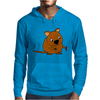 Awesome Funny Australian Quokka Taking Selfie Mens Hoodie