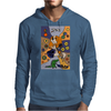 Awesome Funny Cavalier king Charles Spaniel Dog Abstract Art Mens Hoodie