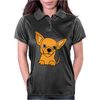 Awesome Funny Chihuahua Puppy Art Womens Polo