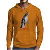 Awesome Funny Emperor Penguin Art Mens Hoodie