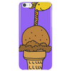 Awesome Funny Giraffe in Ice Cream Cone Phone Case