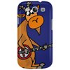 Awesome Funny Goat Playing Banjo Phone Case