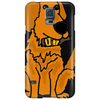 Awesome Funny Golden Retriever with Beer Bottle Phone Case