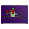 Awesome Funny Hummingbird Sipping Nectar with Straw Art Tablet