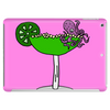 Awesome Funny Octopus in Margarita Tablet