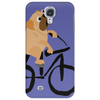 Awesome Funny Pug Puppy Dog Riding Bicycle Phone Case