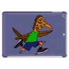 Awesome Funny Roadrunner Jogging Cartoon Tablet