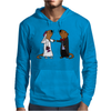 Awesome Funny Sea Otter Wedding Mens Hoodie